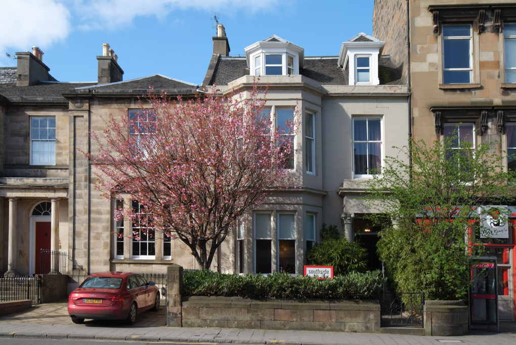 Southside Edinburgh Guest House Scotland UK
