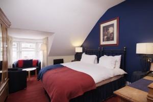 Double  bedroom Edinburgh Guest House Edinburgh Scotland UK