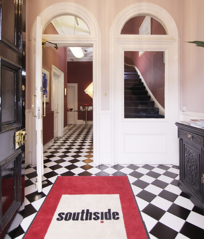 Vestibule Southside Guest House, Edinburgh